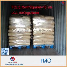Oligosacáridos isomalto de fibra dietética (jarabe en polvo Imo 500 imo900)