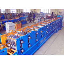 Z Purlin Roll Forming Machine For Steel Frame Houses And Warehouse Structures