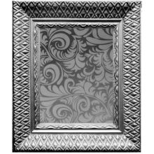 photographic paper wall-mounted frame photo with solid wood