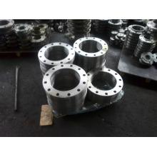 Norma japonesa (JIS) brida de forja de acero al carbono