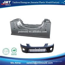 3d conception voiture pare-chocs moule pour auto pièces en plastique produits en plastique moulage par injection