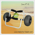 Collapsible Kayak Cart,Surfboard Trailer, Folding Beach Cart