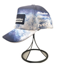 Customized fashion patten for logo baseball cap