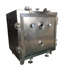 304 Safety Stainless Steel Vacuum Tray Dryer /Drying Machine / Dehydrator For Food Fruit