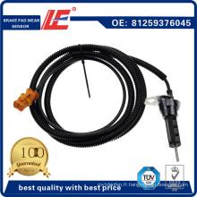 Auto Truck Freke Pad Wear Sensor / Epaisseur Transducteur Indicateur 81259376045 68326726 68326685 81.25937.6045 Bk9006045 pour Man Truck