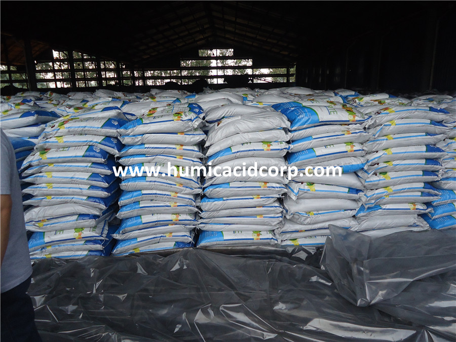 Fulvic Acid Soluble Humic Acid Humate