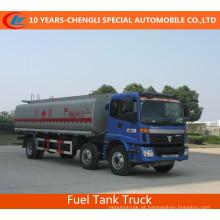 Foton 3 Eixos Fuel Tank Truck