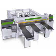 Máquina de carpintería Sierra de panel electrónico
