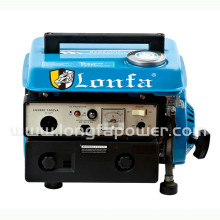 400W-750W Small Portable Home Use Gasoline Generator with CE