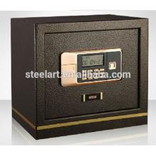 El hotel usa pequeñas cajas fuertes electrónicas, cajas de seguridad digitales / caja de seguridad del hotel