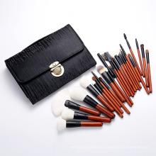 Conjunto profissional de pincéis de maquiagem 26pcs Private Label
