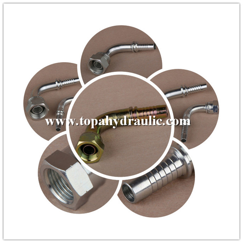 crimp hose fittings