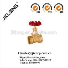 J3009 Válvula de detención de latón forjado