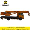 Small Truck Mounted Crane Machine
