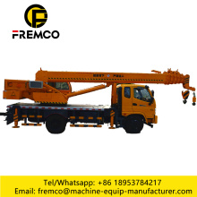 Small Truck Mounted Crane Machine