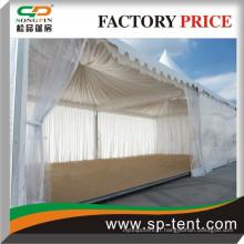 5x5m, marque Songpin, marque, vente, promotion, clair, pagode, tente, clair, toit, haut, murs, sol, plancher