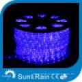 Bateria operado corda luzes 3 fios para o jardim