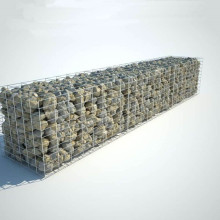 Hight-quality Galvanized PVC Coted Welded Gabion Box