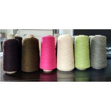 36%Polyester 37%Acrylic 27%Wool Fancy Yarn