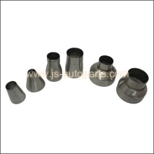 EXHAUST CONE REDUCER ADAPTER 2.5 TO 3 STAINLESS