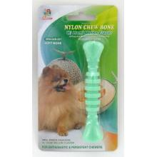 "Percell 4.5 ""Nylon Dog Chew Spiral Bone Melon Scent"