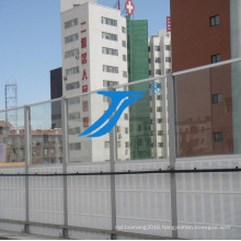 High Quality Traffic Noise Barriers Fence