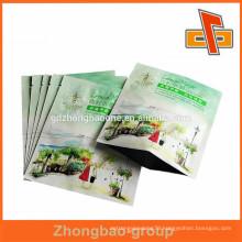 Customized small aluminum foil comstic sample sachet