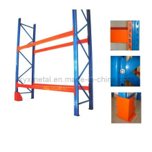 Warehouse Storage Heavy-Duty Pallet Beam Racking System