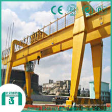 Simple Design Lifting Equipment Double Girder Gantry Crane