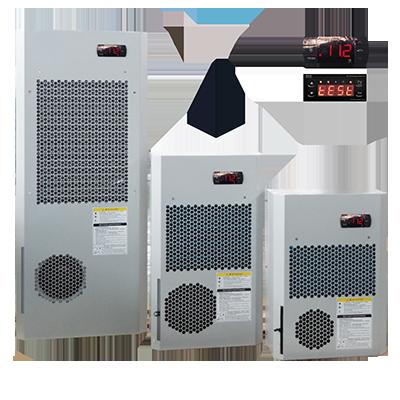 Outdoor Enclosure Air Conditioner