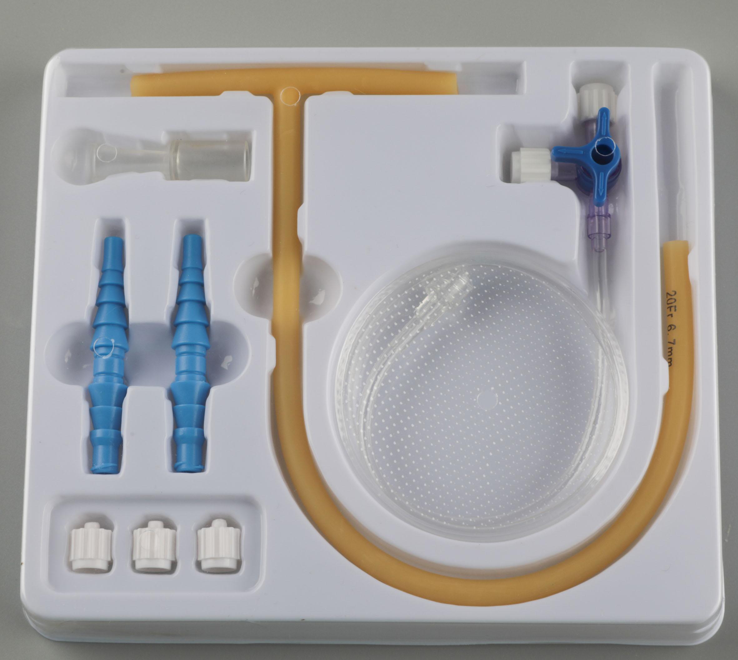 Biliary drainage tube-2