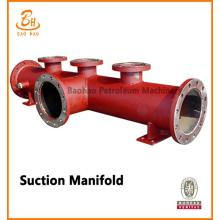 API Standard Suction Manifold For Mud Pump