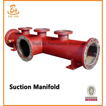 API Suction / Discharge Manifold For Pump Mud