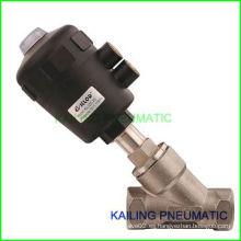 Válvula neumática controlada por aire (neumática)