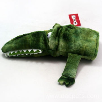 plush animal  dinosaur hand puppet