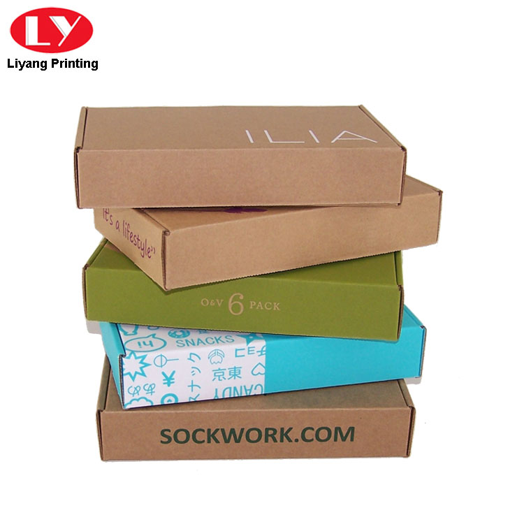 Corrugated Shipment Box