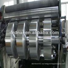 Disipador de calor 1100 tiras de aluminio