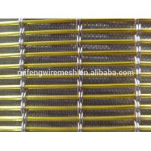 Нержавеющая сталь Веревка тканая проволочная драпировка / Декоративная металлическая сетка Drapery