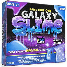 Make Your Own Galaxy Slime