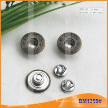 Metal Button,Custom Jean Buttons BM1359