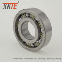 Nylon Cage Ball Bearing For Handling Arang Peralatan