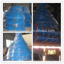Film enroulable en plastique polyéthylène rétractable pour emballage