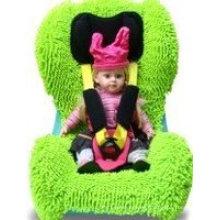 Neue Art-aufblasbarer Sicherheits-Kinderautositz