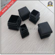 Tapones cuadrados de tubo de plástico para protección final (YZF-H219)