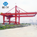Grab bucket ship unloader crane/new condition/ISO