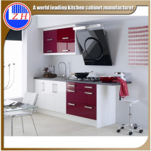Customized Water Resistance MFC Kitchen Cabinets (ZHUV)