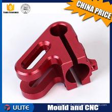 Customized CNC Milling peças de máquinas de alumínio com cor Anodizado