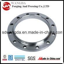 Bridas forjadas (SANS1123) Brida de acero al carbono