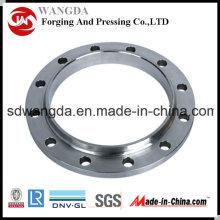 Bride en acier au carbone de brides forgées (SANS1123)
