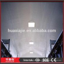 Panneaux intérieurs en paroi en PVC